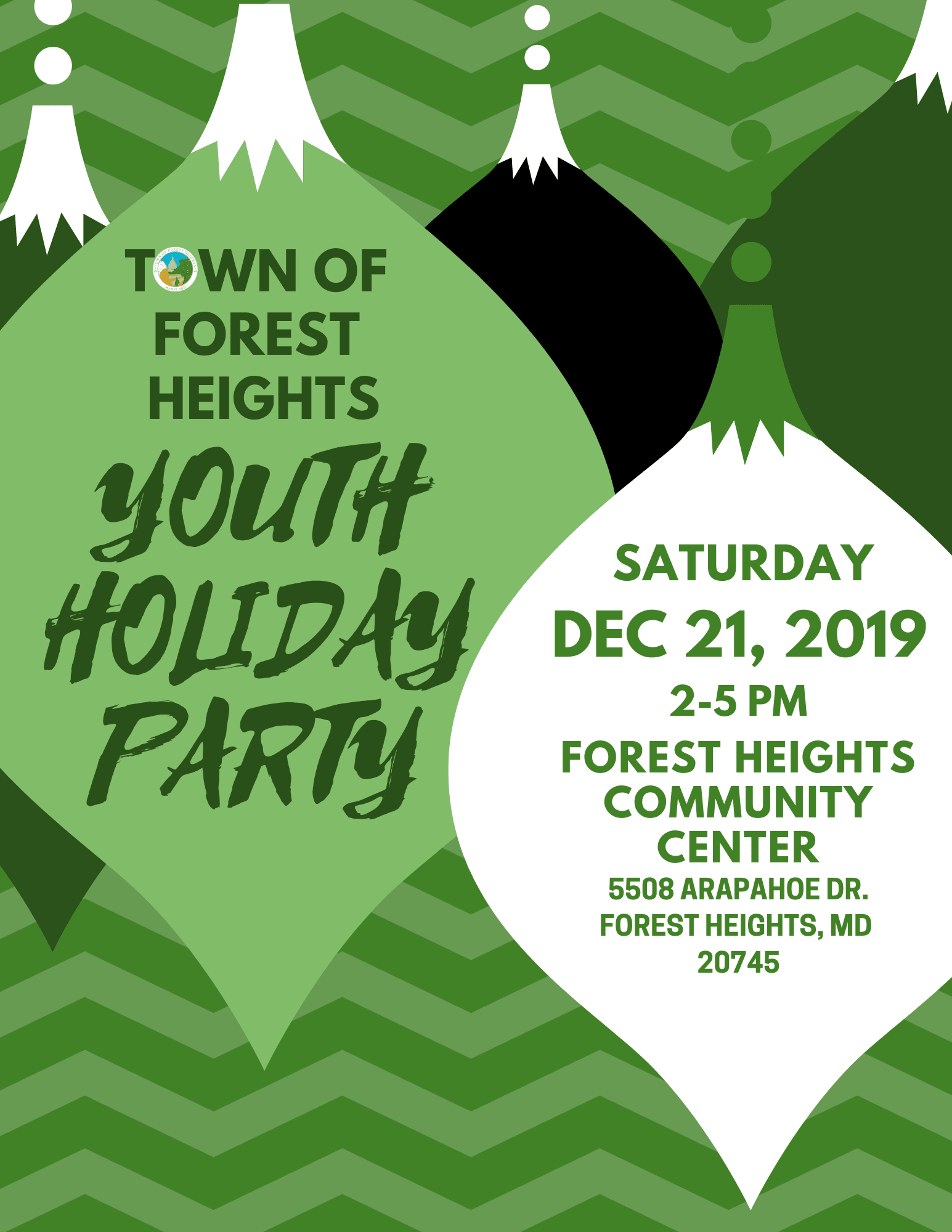 TFH Youth Holiday Party 2019