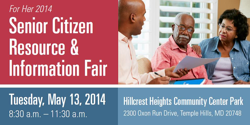 Senior Citizen Resource and Info Fair