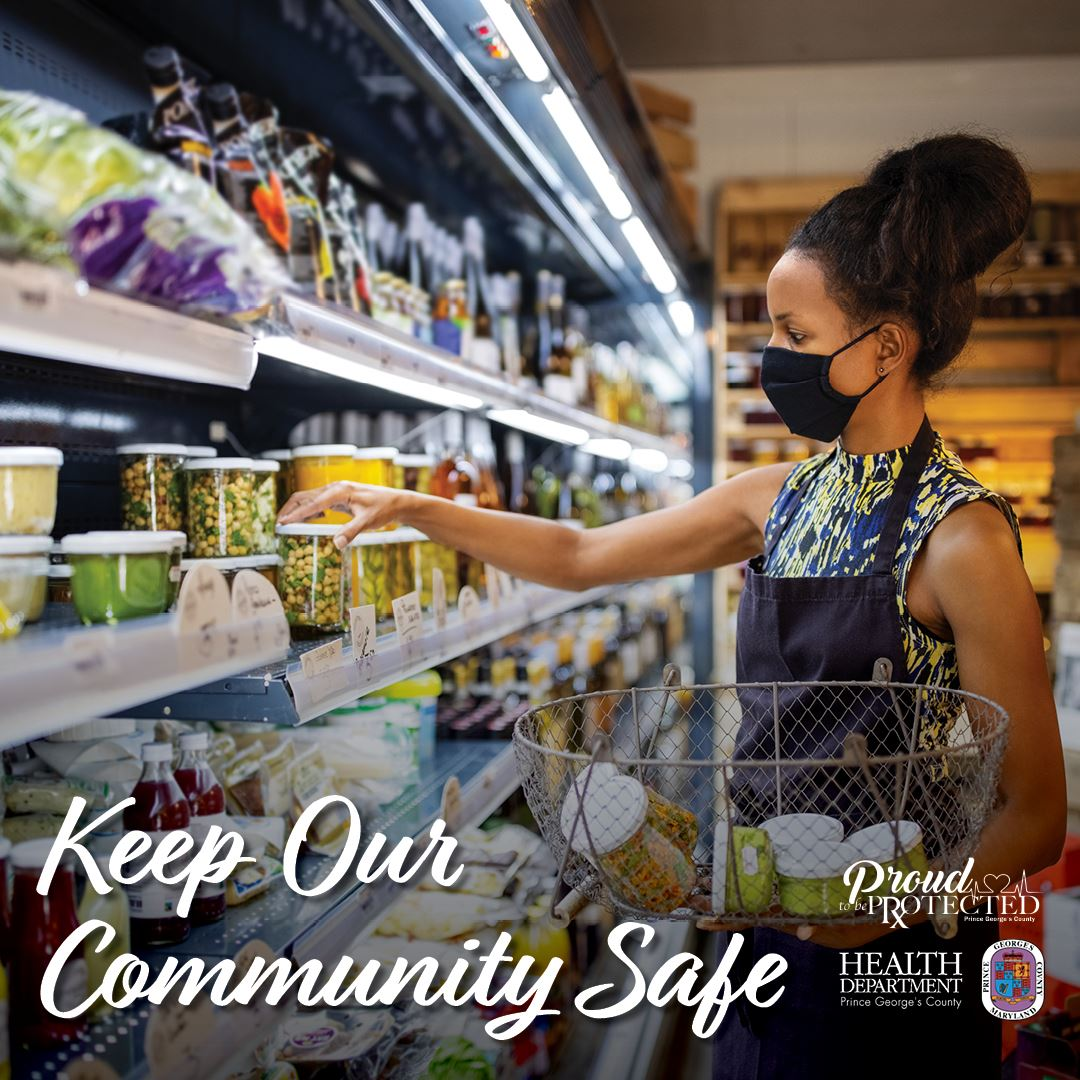 Keep our community safe vaccine